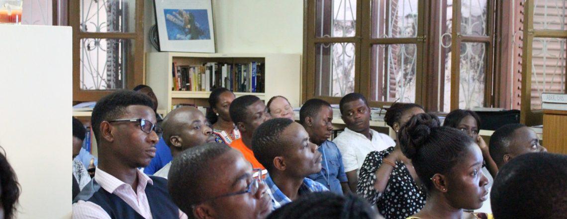 Yali Alumni at the American Corner